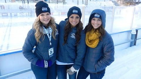 Hockey Day Minnesota 2014, Elk River