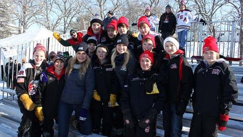 Hockey Day Minnesota 2014