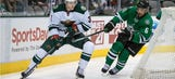 Stars cruise past Wild for 4-0 victory