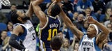 Wolves need to talk more to improve on defense