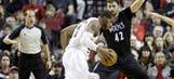 Aldridge gets All-Star revenge on Love with win over Wolves
