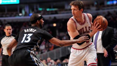 Wolves at Bulls: 1/27/14