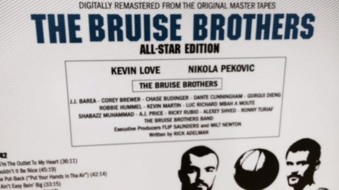 """The Bruise Brothers: All-Star Edition"""
