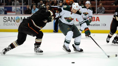 Wild at Ducks: 1/28/14