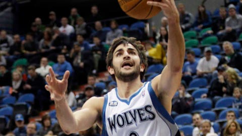 Grizzlies at Timberwolves: 1/31/14