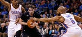 Wolves reserves stand strong, yet eventually fall at Oklahoma City
