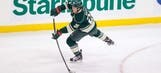 Wild's Suter named to NHL All-Star team