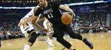 Davis leads Pelicans past Wolves, 98-91
