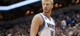 Frustrated Budinger still finding his legs
