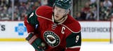 Wild's Koivu won't play for Finland in Olympics