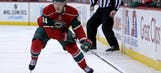 Granlund fulfilling promise in second season with Wild
