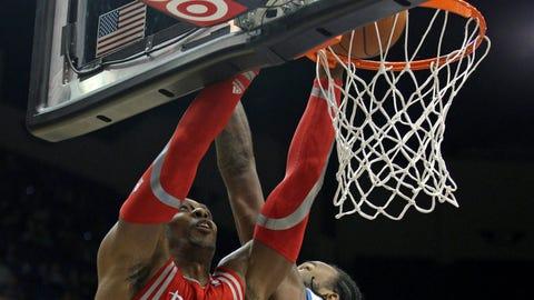 Rockets at Wolves: 2/10/14
