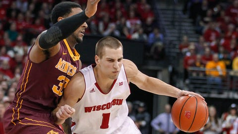 Minnesota Wisconsin Basketball