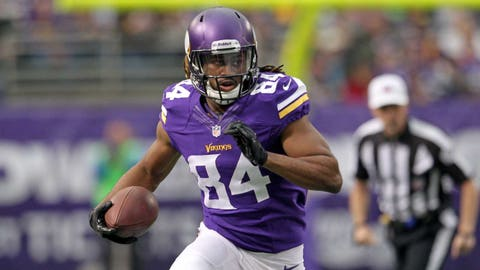 "Cordarrelle Patterson, ""Flash's Theme,"" Queen"