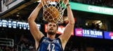 Wolves' Love produces first career triple-double