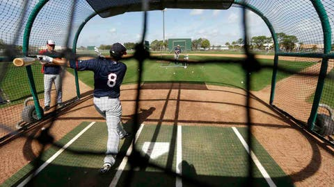 2014 Twins spring training