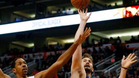 Wolves at Suns: 2/25/14