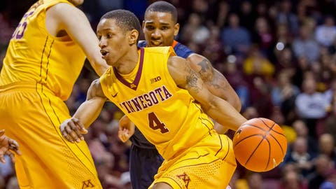 DeAndre Mathieu has become Minnesota's most exciting player