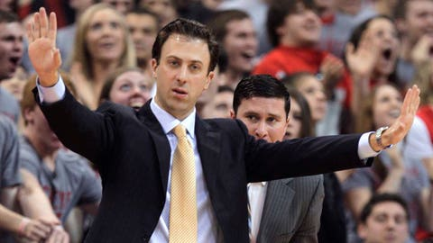 Pitino's up-tempo style hasn't been much faster than Gophers teams of years past