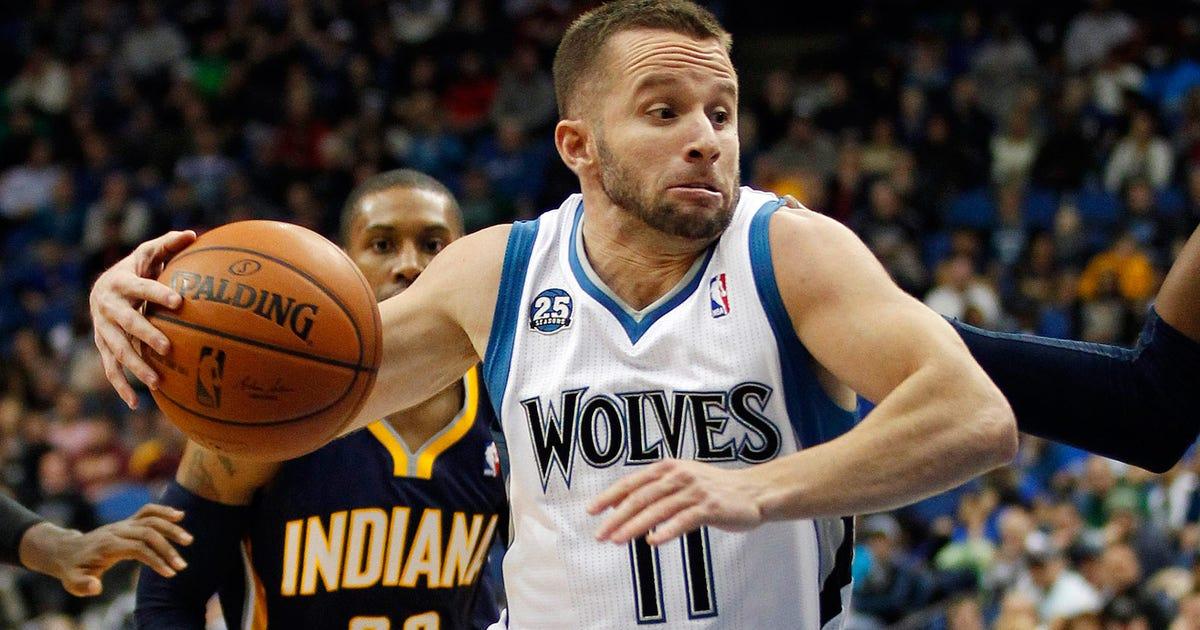 Timberwolves waive veteran guard Barea | FOX Sports