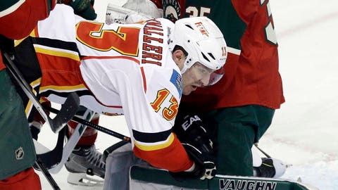 Flames at Wild: 3/3/14