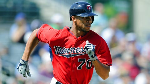 In Pictures: Byron Buxton