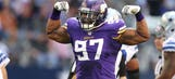 Vikings agree to terms with defensive end Everson Griffen