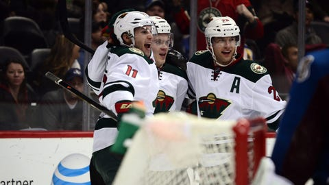 In pictures: Zach Parise