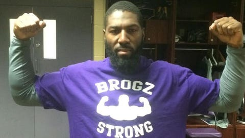 Greg Jennings, Vikings receiver