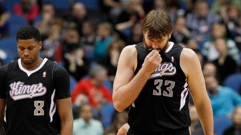 Kings at Timberwolves: 3/16/14