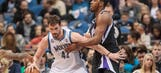 Love, Dieng double-double and Timberwolves beat Kings