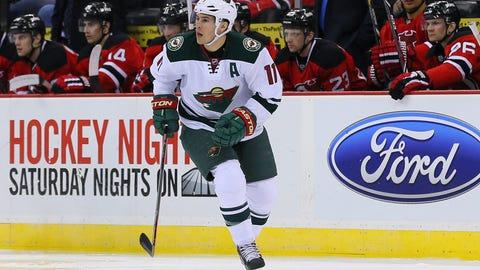 Minnesota Wild at New Jersey Devils: 3/20/14