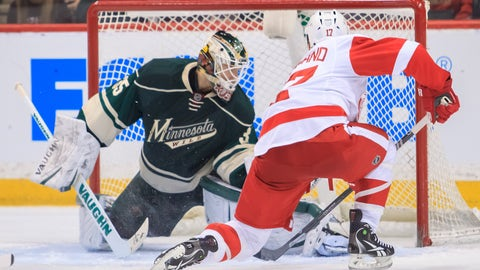 Red Wings at Wild: 3/22/14