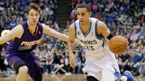 Suns at Timberwolves: 3/23/14