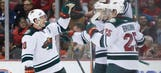 Wild get revenge on Red Wings with come-from-behind win