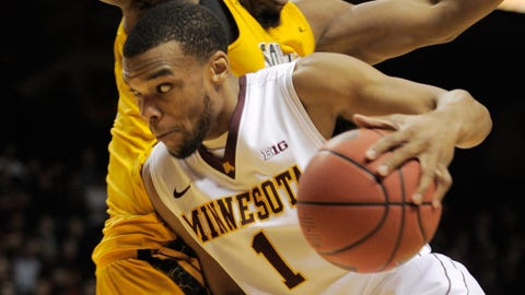 Gophers vs. Golden Eagles: 3/25/14