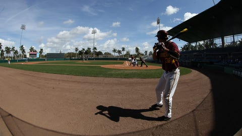 Minnesota Gophers baseball (↑ UP)