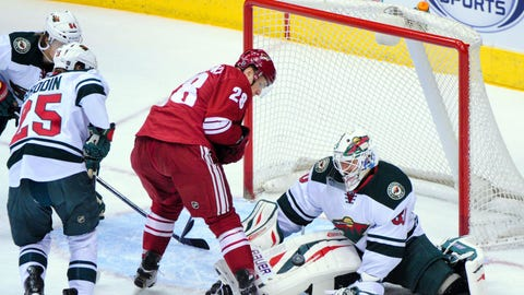 Wild at Coyotes: 3/29/14