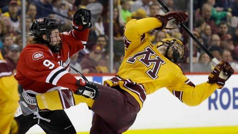 Gophers vs. Huskies (NCAA West Region final): 3/30/14