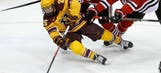 Wild sign Gophers captain Justin Kloos