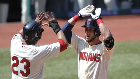 Twins at Indians 4/4/14-4/6/14