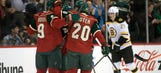 Wild heading to postseason, clinch back-to-back playoff berths