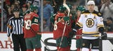 Playoff-bound Wild notch shootout win vs. Bruins