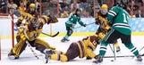 Minnesota, North Dakota hockey to renew rivalry, face off in Las Vegas