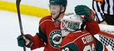 Folin makes promising NHL debut for Wild