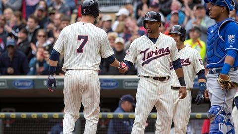 Royals at Twins: 4/11/14-4/13/14