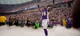 Brinkley returns to Vikings where it 'feels like home for me again'