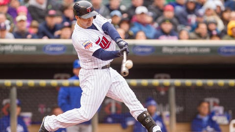 2. Brian Dozier's home runs have been nice, but he needs to hit for average, too.