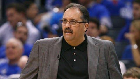 Stan Van Gundy, former NBA head coach