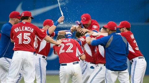 14. Toronto Blue Jays